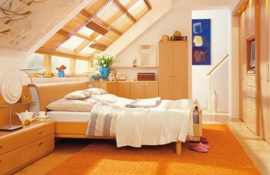 Decorating Attic Bedrooms decorating attic rooms - home design
