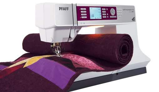 pfaff select sewing machine