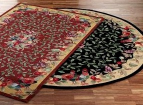 French Country Area Rugs Kitchen