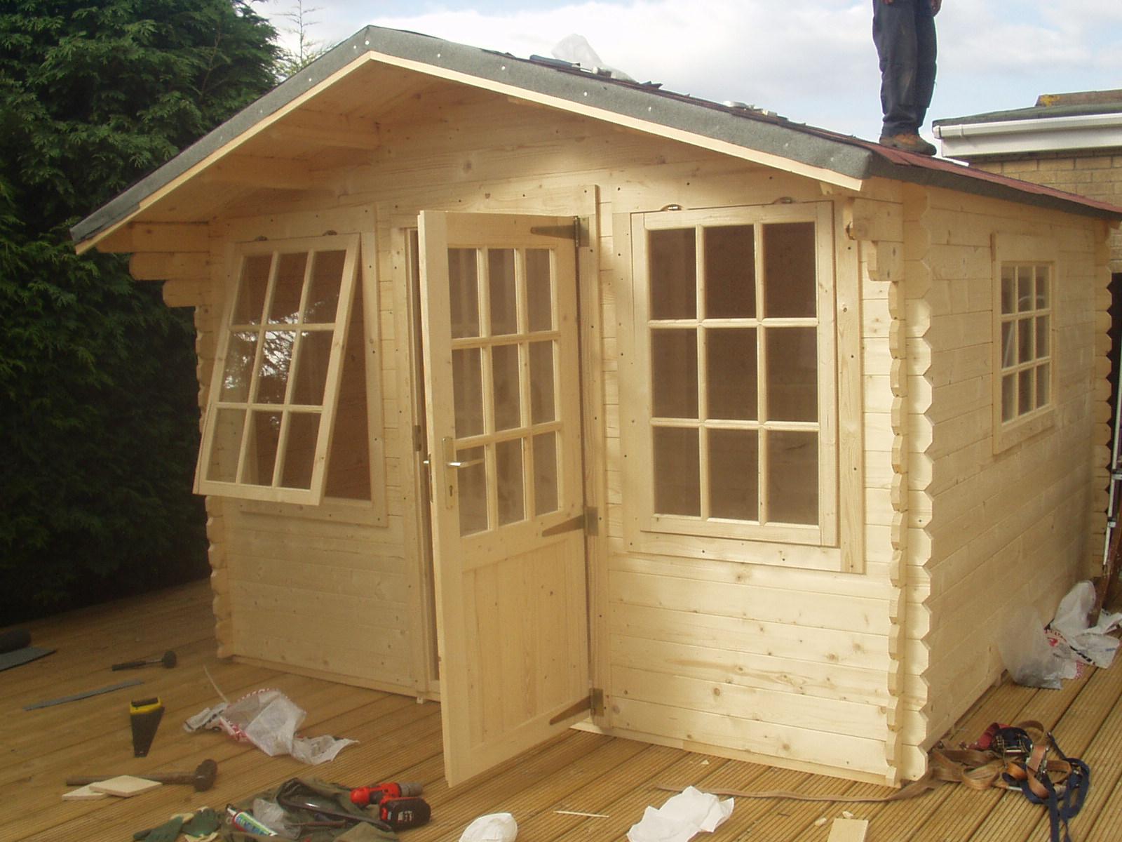 Image result for Shed Building