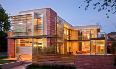 Contemporary Colorado Mountain Estate Home
