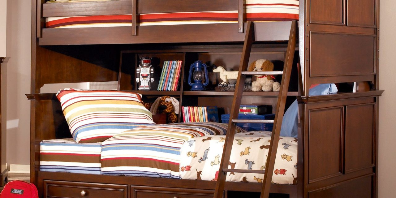 Making the Most Out of Bedroom Space With Futon Bunk Beds