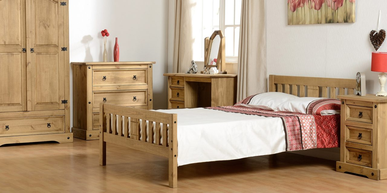 Enjoy the Beauty of Nature with Pine Beds for your Bedroom