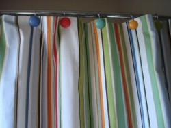Bed Bath And Beyond Stocks Up On Shower Curtains That Bring About A Classic  Elegance
