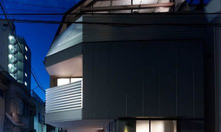 The Smart House by Modern Japanese Architect Keiji Ashizawa