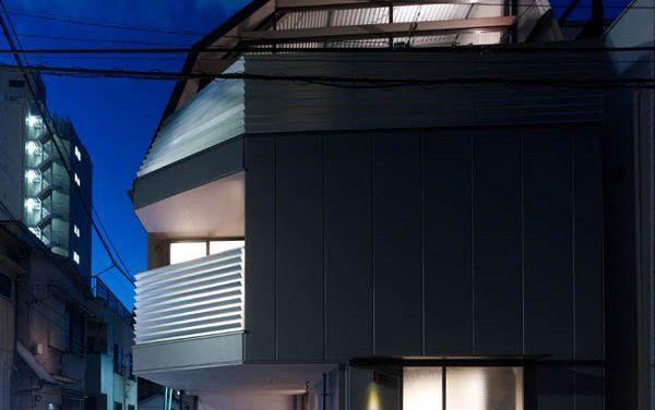 The Smart House by Modern Japanese Architect Keiji Ashizawa