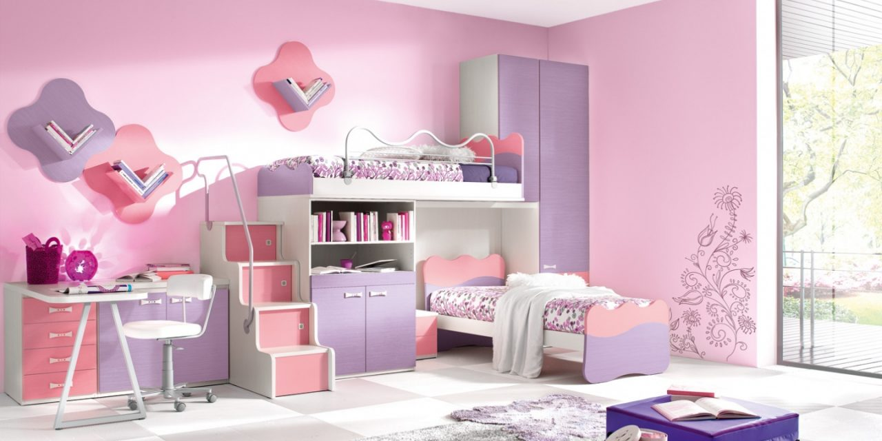 Coming Up with Fabulous Girls Bedroom Decorating Ideas ...