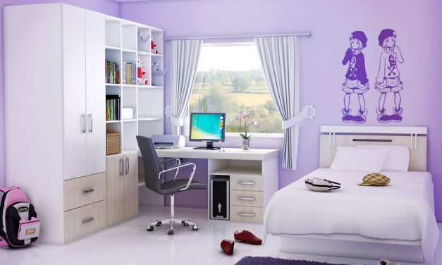 Cool and Doable Bedroom Ideas for Teenage Girls