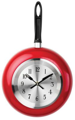 Artistic Fying Pan Clock