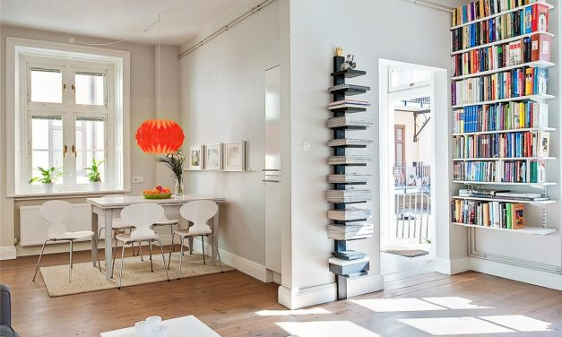 5 Decorating Ideas for Small Spaces for Spring 2013