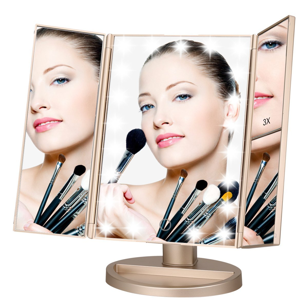 7 Best Lighted Makeup Mirrors Reviewed
