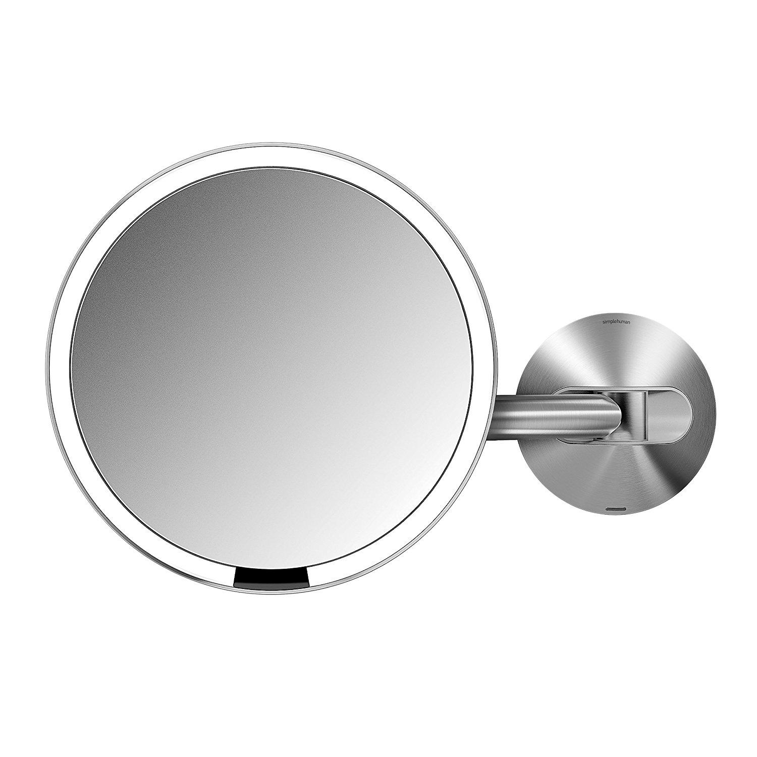 7 best lighted makeup mirrors reviewed top pick for 2017 5 pick best for wall mounted lighted makeup mirror aloadofball Choice Image